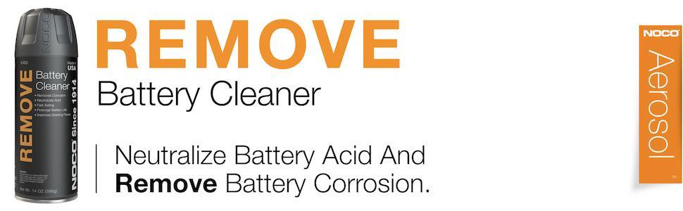 battery cleaner; corrosion preventative; corrosion cleaner; battery corrosion cleaner; chemical