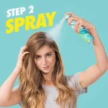 batiste Dry shampoo spray