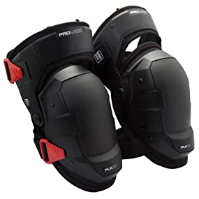 ca5630fa17 Professional Black Foam Thigh Support Stabilization Safety Knee Pads