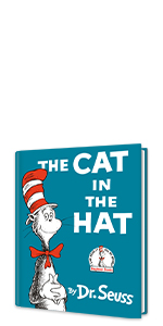 THE CAT IN THE HAT by Dr. Seuss poetry humor animals children's books classics