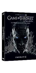 Game of Thrones,saison 7,exclusif,inédit,DVD,dragon,HBO,marcheur blanc,bonus,GOT
