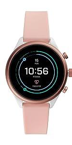 fossil smartwatch, fossil smart watch, touchscreen, women for watch, fosil, touchscreen