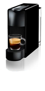Nespresso Essenza Mini C Kahve Makinesi, Black