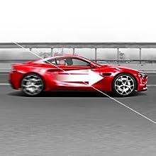 フレームI補間 動画のフレーム間に新たなフレームを計算して作り出し、フレームレートを引き上げ、より滑らかな動きの動画にします。