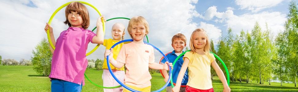 hoopomania children 39 s hula hoop sports. Black Bedroom Furniture Sets. Home Design Ideas