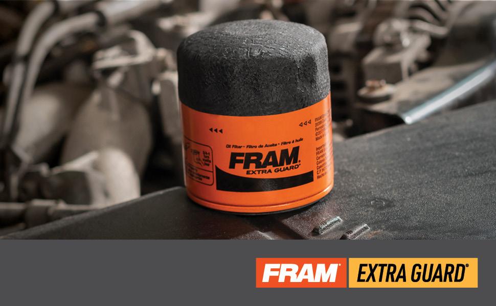 FRAM Extra Guard Oil