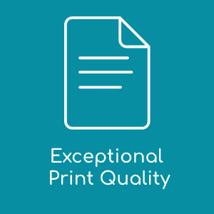 Exception Print Quality