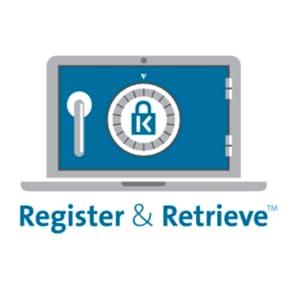 Register amp; Retrieve