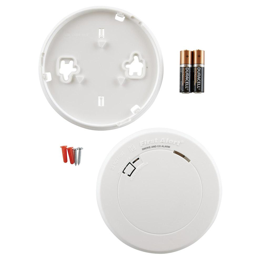 In  Smoke Carbon Monoxide And Natural Gas Alarm