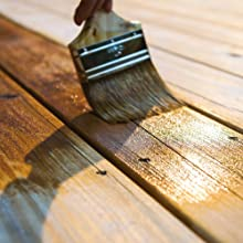 Exterior Stain, Stain for Decks, Wood Stain