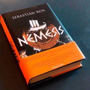 Némesis: 3977 (HARPERCOLLINS): Amazon.es: Roa, Sebastián: Libros
