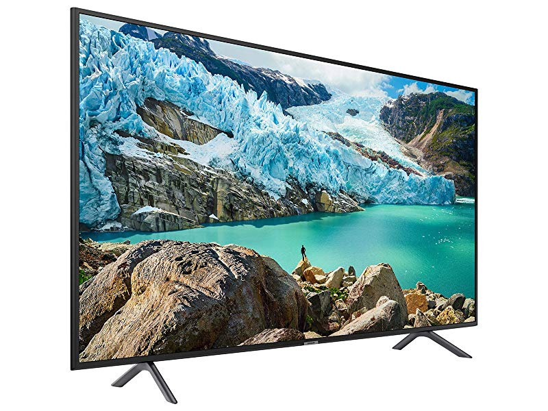 Samsung UN55RU7100FXZA FLAT 55'' 4K UHD 7 Series Smart TV (2019)
