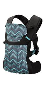 Amazon Com Infantino Gather Carrier Grey Multi One