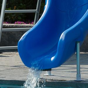 rogue2, wide flume, pool slide