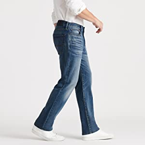 lucky 363 vintage straight jeans men, lucky brand 363, lucky brand 363 vintage straight jeans