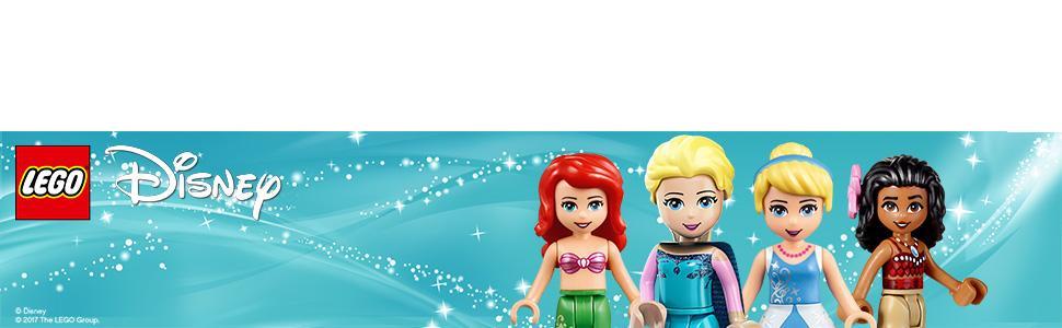 LEGO Princesas Disney - Aventura en la Isla de Moana (41149): Amazon.es: Juguetes y juegos