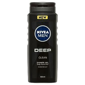 Shower, mens, hair, shampoo, shower gel, body wash, face wash, scrub, bath gel,