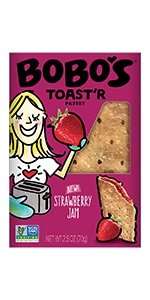 toaster pastry, healthy pastry, breakfast, fast breakfast, pop tart, pop-tart, toaster pastries