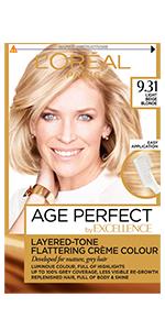 L Oreal Casting Creme Gloss 443 Auburn Henna Red Semi Permanent Hair