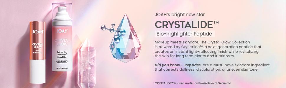 Crystal Glow Makeup JOAH