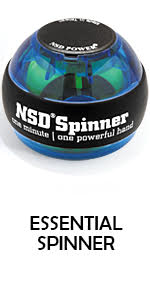 NSD Essential Spinner