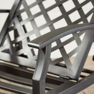 black metallic textured stops rust rust-oleum spray paint