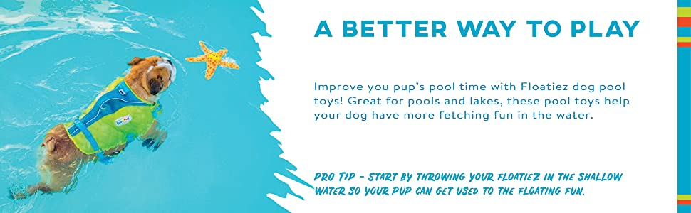 water dog toy, floating dog toy, best dog toy, fetch dog toy, pool dog toy, interactive dog toy