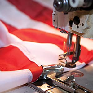 Annin Annin Flagmakers US flags American made Nyl-Glo Tough-Tex nylon polyester