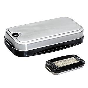 Lacor - 64407 - Cepillo Recoge-Migas Inox: Amazon.es: Salud y cuidado personal