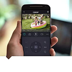 Foscam FI9928P Remote Viewing