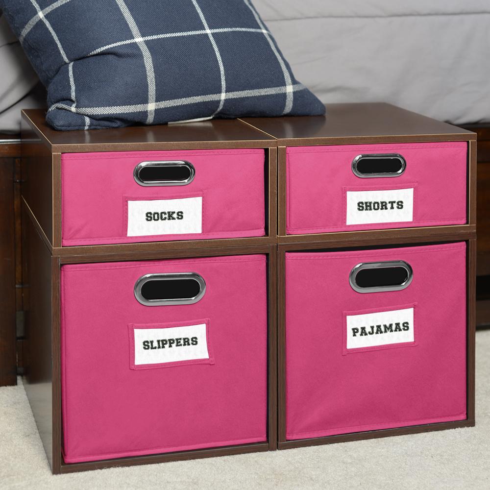 Amazon.com: Niche Cubo Half-Size Foldable Fabric Storage