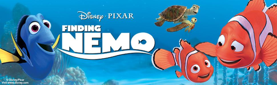 Roommates Rmk2059Scs Finding Nemo Peel And Stick Wall Decals ...