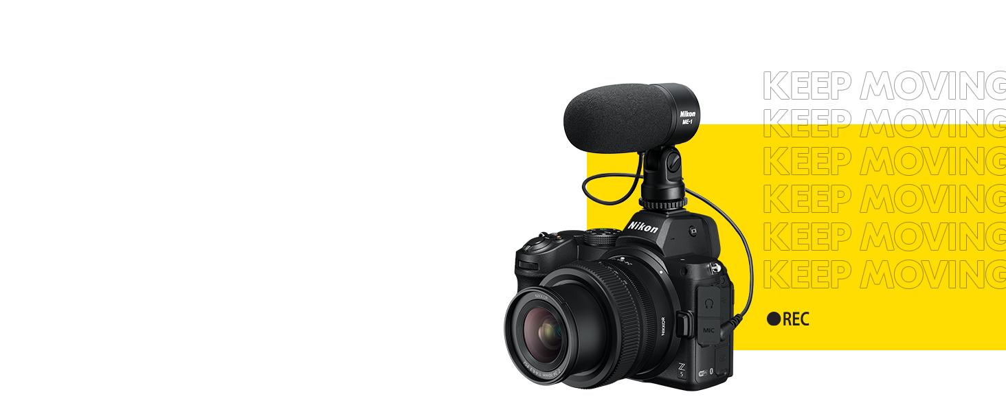 4K UHD video movie recording