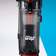 Aspirador de pó, Aspirador vertical, Aspirador Power Speed, Aspirador WAP, VAP, Aspirador robusto,