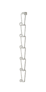 Chain Link Bag Hanger