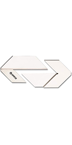 GROZ 1-1/2 inch Center Square