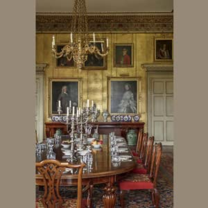 Hopetoun house, scottish country house, ancient architecture, Scotland, old homes