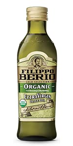 Organic Extra Virgin Olive Oil -Product Image