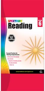 reading workbook grade 6
