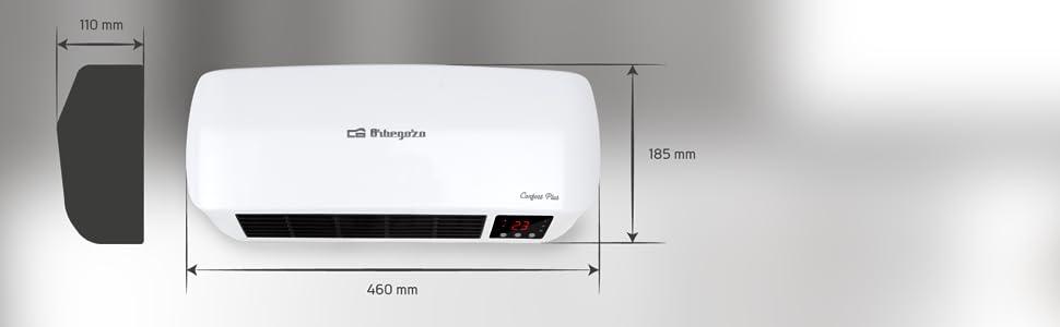 Calefactor Orbegozo SP 6000