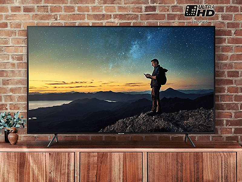 Samsung NU7120 UHD TV