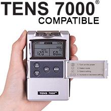 TENS 7000 compatible