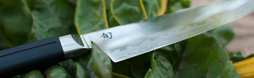 shun sora chef knife, sora knife, kitchen knife made in japan