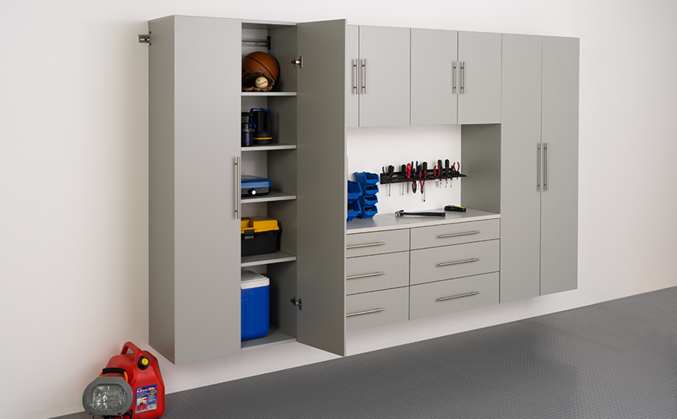 Prepac HangUps Home Storage Collection