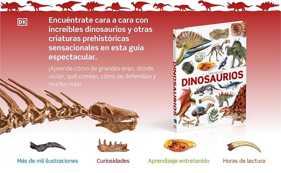 The Dinosaur Book DK