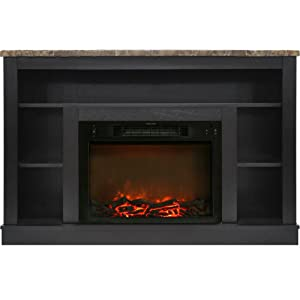 cambridge sienna fireplace mantel with. Black Bedroom Furniture Sets. Home Design Ideas