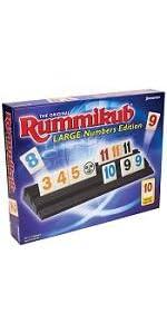 rummikub, rummy, large