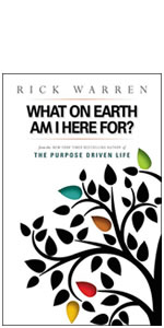 purpose, PDL, Rick Warren, Purpose Driven Life, life, identity, booklet
