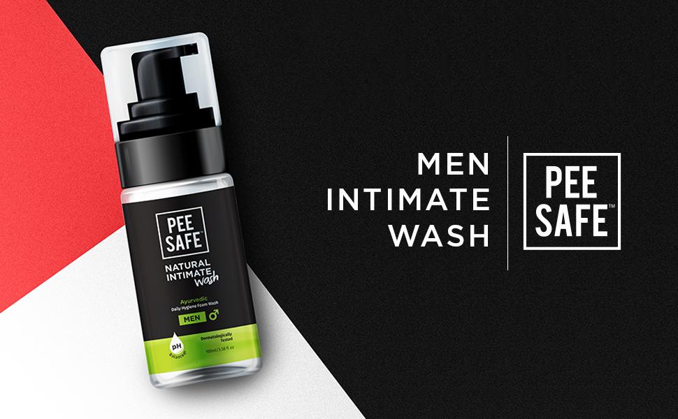 Intimate Wash Men Header