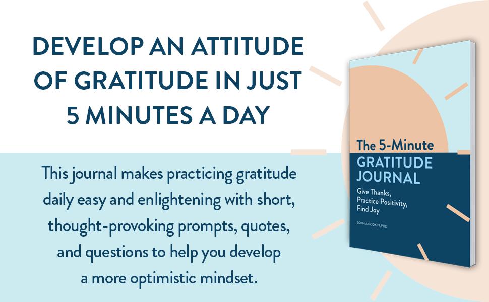 Gratitude journal, journal, mindfulness, journals, 5 minute journal